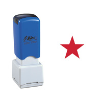 Merit Stampers Red Star