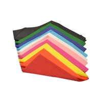 Coloured Tissue Paper Assorted Colours 500 x 700mm Pack of 480