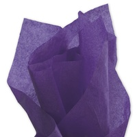 Coloured Tissue Paper Purple 500 x 700mm Pack of 5