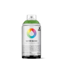 Montana Water Based Spray Paint 300ml - Brilliant Green