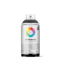 Montana Water Based Spray Paint 300ml - Carbon Black