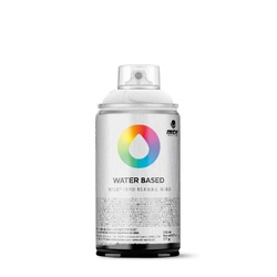Montana Water Based Spray Paint 300ml - Titanium White