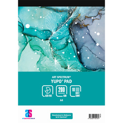 Art Spectrum Yupo Pad 200gsm 10 Sheets A3