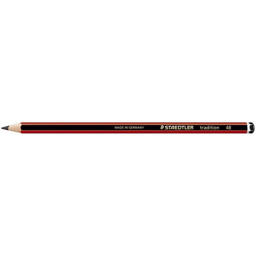 Staedtler Tradition Pencils 4B Pack of 12